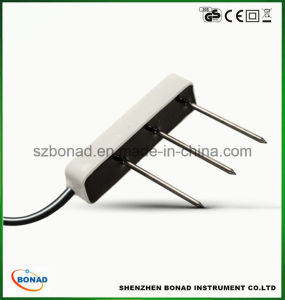 (4-20mA/ 0-2V) RS485 Modbus Soil Temperature Moisture Sensor pictures & photos