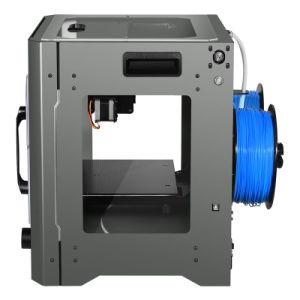 Direct Manufacturer! Ecubmaker Metal Frame Dual Extruder New Cheap 3D Printer pictures & photos