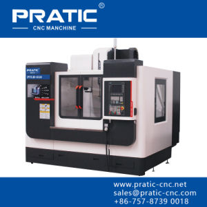 CNC Vertical Metal Panel Milling Machining Center-Pvla-1270 pictures & photos