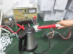 Household Appliance Inspection / Microwave Oven During Production Inspection and Pre-Shipment pictures & photos