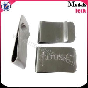 Business Promotion Metal Steel U Shape Money Clip pictures & photos