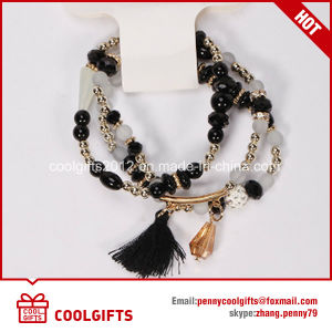 Hot Selling Colorful Jewelry Fashion Ladies Beads Bracelet Set pictures & photos