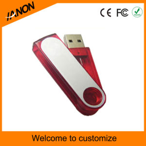 Plastic USB Pen Drive 2.0 USB Flash Memory with Your Logo pictures & photos