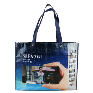Tote Non Woven Shopping Bag with Printing (YYNWB073) pictures & photos