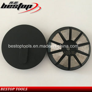 Bestop Black Concrete Grinding Disc with Redi Lock pictures & photos