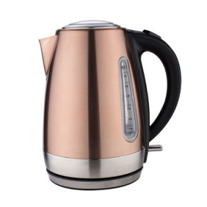 2000W Stainless Steel Electric Kettle Home Appliances with Factory Price pictures & photos