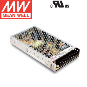 Lrs-200-12 Meanwell Enclosed AC/DC Power Supply with UL