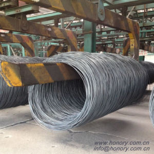Dia 5.5-12 Ms Steel Wire Rod for Nail Making (SAE1006 SAE1008) pictures & photos