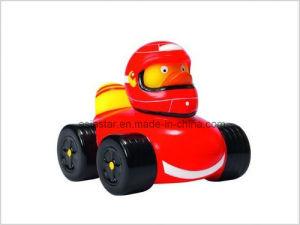 Red Vinyl Duck Race Car Driver pictures & photos