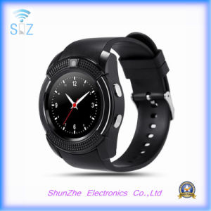 V8 Multi-Function Bluetooth Phone Call Fashion Andriod Smart Watch for Health Monitor pictures & photos