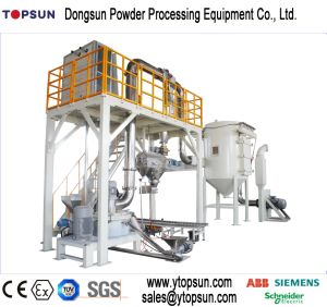 Powder Coating/Paint Producing/Manufacturing/Production/Making Air Classifier/Classifying Grinding Mill pictures & photos