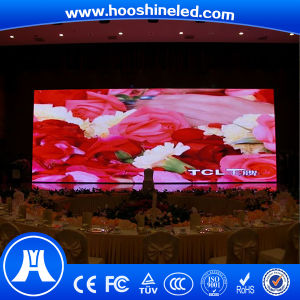 Animation Display Function Indoor P6 SMD Flat Panel Displays pictures & photos