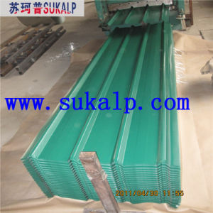 665mm/680mm Prepainted Corrugated Steel Coil pictures & photos