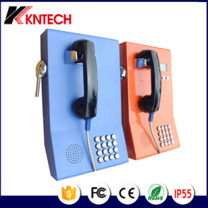 Public Telephone for Phone Service Hotline Call Knzd-23 Kntech pictures & photos