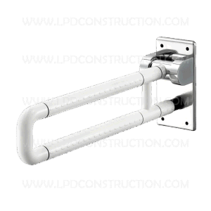 Bathroom Accessories U-Shaped Folding-up Grab Bars for Toilet pictures & photos