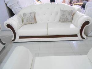 Living Room High Quality Europe Modern Home Furniture Leather Sofa pictures & photos