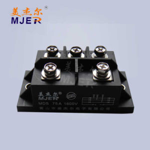 Mds Three-Phase Diode Rectifier Bridge Modules Mds 75A SCR Control pictures & photos