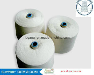 100% Polyester Raw Material Sewing Thread pictures & photos