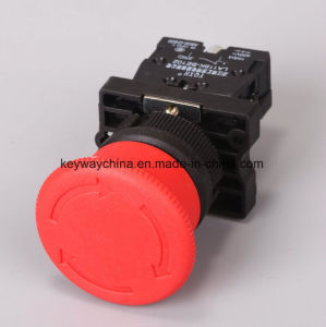 Emergency Mushroom Push Button Switch/Emergency Switch pictures & photos