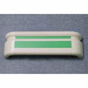 Hospital Handrail Wall Plastic PVC 159mm Handrail pictures & photos