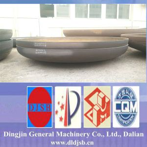 Cold Forming Dish End for Pipe Cap pictures & photos