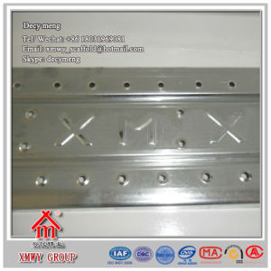 Anti-Skidding Hot DIP Galvanized Surface Scaffolding Wide Planks Walking Board Galvanized Steel Planks