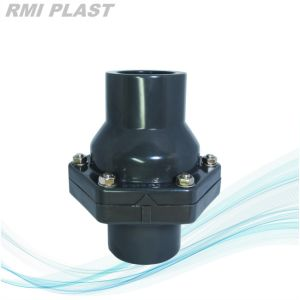 PVC Check Valve for Water Supply pictures & photos