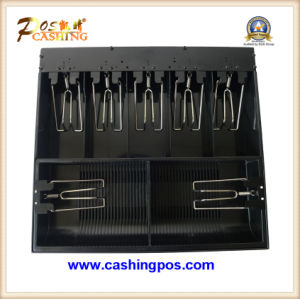 Heavy Duty Slide Series Manual Cash Drawer Durable for POS System pictures & photos