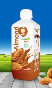 1L Almond Milk with Chocolate pictures & photos