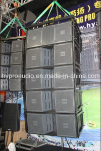 "Vt4889 Dual 15"" Three Way PRO Stage Speaker, Line Array pictures & photos"