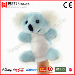 Stuffed Koala Plush Toy Finger Puppet for Baby/Children/Kids pictures & photos