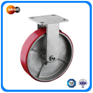 Heavy Duty 8 Inch Needle Bearing Casters pictures & photos