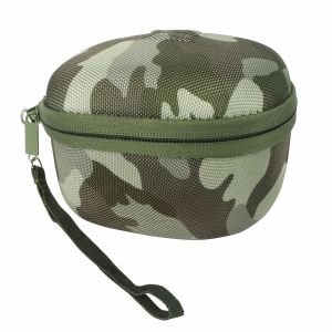 EVA Hard Shell Bag Tool Bag/EVA Carrying Storage Travel Hard Case Cover Bag for Howard Leight Impact Sport Od Electric Folding Earmuff pictures & photos