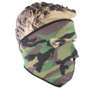 Multipurpose Camouflage Wind Proof Face Mask (AM041) pictures & photos