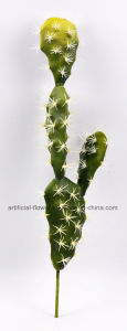 Vivid Different Style of Artificial Cactus Pick for Kinds of Assorted Decoration pictures & photos