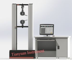 Ty8000 Electronic Universal Testing Machine 10kn-50kn (stepper motor) pictures & photos