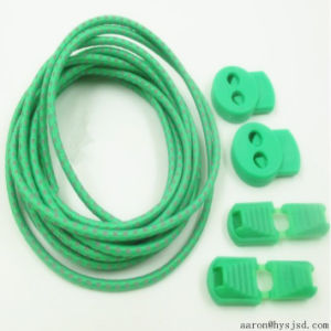 World Wide Popular Elastic Lock Shoelace pictures & photos