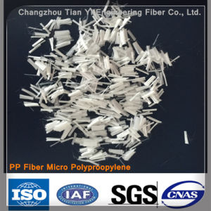 Polypropylene Monofilament (PP Fiber) Used in Concrete pictures & photos