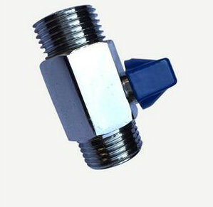 Double Wire Male Thread Mini Brass Ball Valve pictures & photos