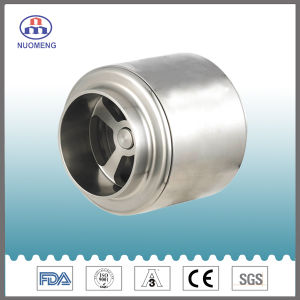 Sanitary Stainless Steel Welded Check Valve (RZ13-ISO-No. RZ4121) pictures & photos