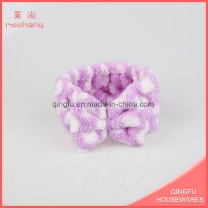 Multifunctional Coral Fleece Elastic Headband pictures & photos