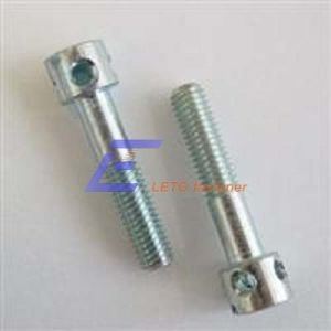 DIN404-Slotted Capstan Screws