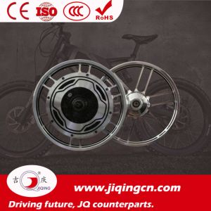 16 Inch Low Noise Electric Bicycle Parts Hub Motor with CCC pictures & photos