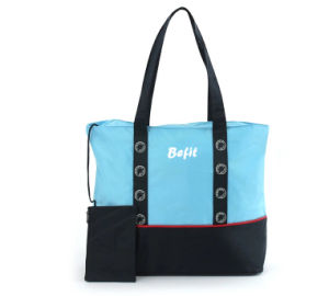 Personalized Promotional Sport Drawstring Gym Pouch Handbags (BF298003) pictures & photos
