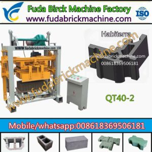 Concrete Hollow Block Making Machine, Concrete Brick Making Machine pictures & photos