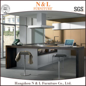 Top Quality High Gloss Lacquer Wooden Furniture Kitchen Cabinet pictures & photos
