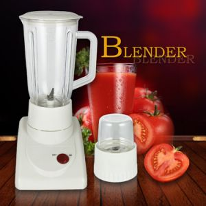 Hot Sale High Quality CB-T1 Plastic Jar 1 Speed 2 in 1 Electric Blender pictures & photos