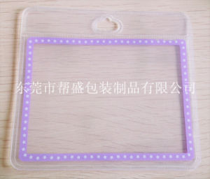 Highly-Clear Recycled Plastic EVA Name Card Badge Holder pictures & photos