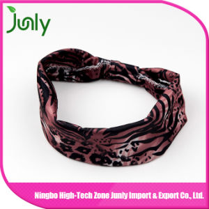 Fashion Hair Accessory Elastic Broad Latest Hairband Designs pictures & photos