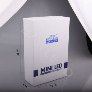 All in One LED Headlight with Ce RoHS ISO9001 Certificate pictures & photos